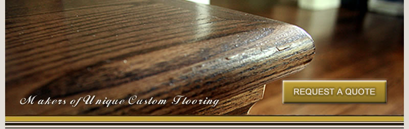Makers Of Unique Custom Flooring From Reclaimed Timbers And Newly