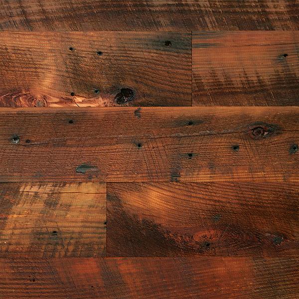 Antique Heart Pine Flooring Salvaged Barnwood Custom